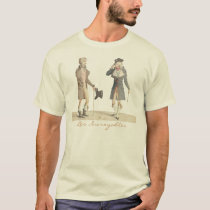 Les Incroyables - Two Dapper French Gentlemen T-Shirt