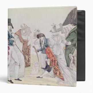 Les Invisibles', c.1807 3 Ring Binder