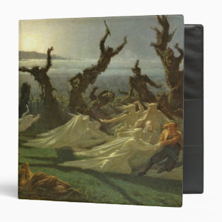 Les Lavandieres de la Nuit  c.1861 Binder