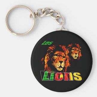 Les Lions Cameroun 2010 Cameroonian gifts Key Chain
