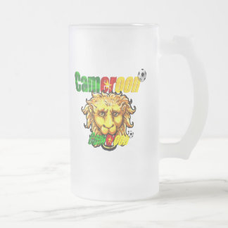 Les Lions Indomables Cameroun 2010 Coffee Mugs