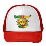 Les Lions Indomables Cameroun 2010 Trucker Hat