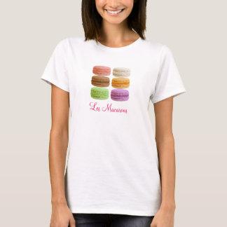 Les Macarons - muti-colored pastels T-Shirt