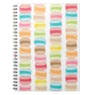 Les Macarons Notebook