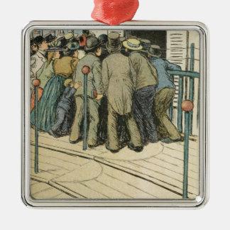 Les Marionnettes de la Vie 1890 - L'Article 330 Metal Ornament