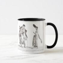 Les Merveilleuses - 18th Century French Fashions Mug