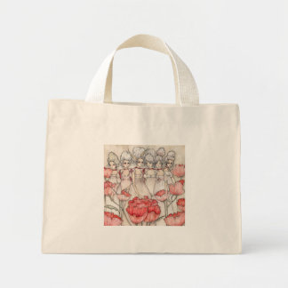 Les Merveilleuses Mini Tote Bag