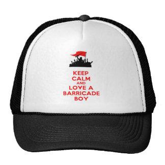 LES MISERABLES BARRICADE BOYS TRUCKER HAT