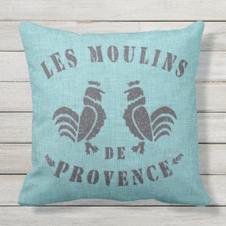 Les Moulins De Provence Cojín