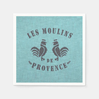 Les Moulins De Provence Servilleta Desechable