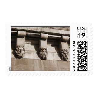 Les Observateurs Postage Stamp