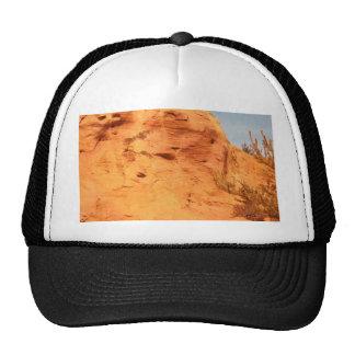 Les Ocres du Roussillon Mesh Hats