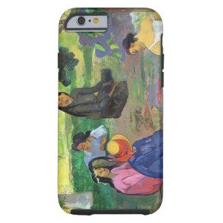 Les Parau Parau (The Gossipers) Tough iPhone 6 Case