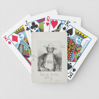 Les Parents Terribles series: I am Mamzelle Bicycle Playing Cards