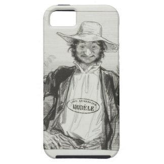 Les Parents Terribles series: I am Mamzelle iPhone SE/5/5s Case