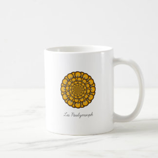 Les Paulymorph Classic White Coffee Mug
