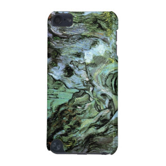 Les Peiroulets Ravine by Vincent van Gogh iPod Touch (5th Generation) Cover