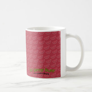 Les petits fruits cup coffee mug