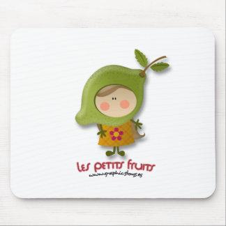 Les petits fruits mouse pad