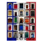 Les Portes De París Postal