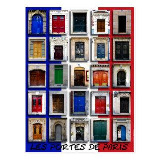 Les Portes De Paris Postcard