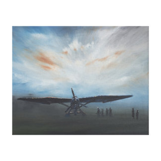 Les Secret Obscure' Lysander 2013 Canvas Print