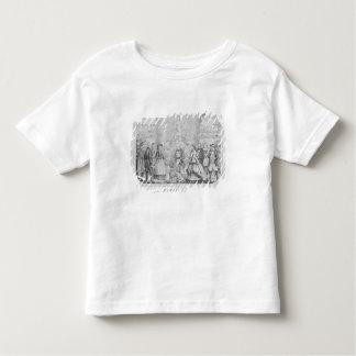Les Splendeurs de la Republique' , 1872 Toddler T-shirt