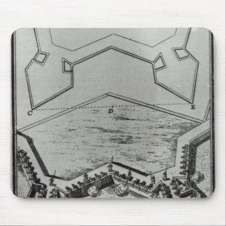 Les Travaux de Mars, ou L'Art de la Guerre' Mouse Pad