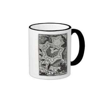 Les Travaux de Marte, ou L'Art de la Guerre' Taza De Café