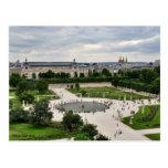 Les Tuileries (Gardens) Postcard