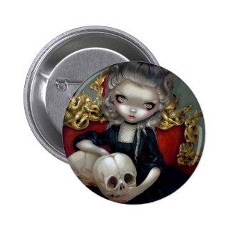 """""""Les Vampires: Les Crânes"""" Button"""