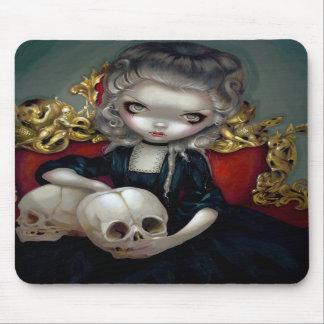 """Les Vampires: Les Crânes"" Mousepad"