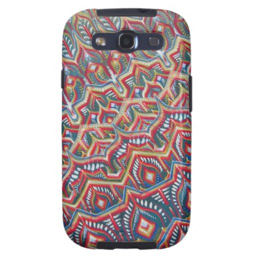 """""""Lesage's Wall"""" Galaxy Tab Case (Live Painting)"""