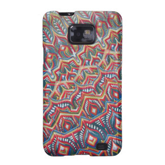"""Lesage's Wall"" Galaxy Tab Case (Live Painting) Samsung Galaxy SII Case"