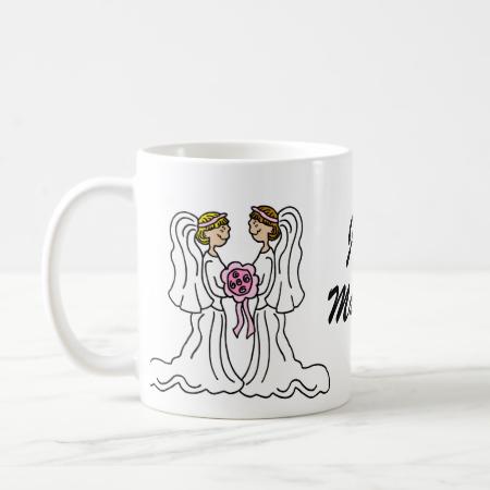 Lesbian Couple Mug