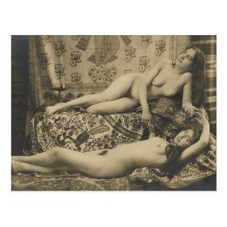 Lesbian Erotica (15) Postcard