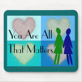 Lesbian Everyday Cards and Gifts Mouse Pad