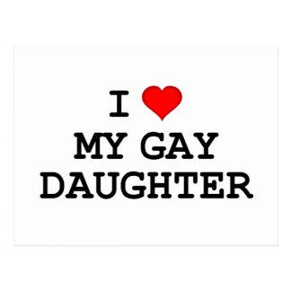 Lesbian Gift Postcard