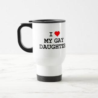 Lesbian Gift Travel Mug