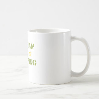 LESBIAN IN TRAINING COFFEE MUG
