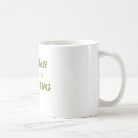 LESBIAN IN TRAINING COFFEE MUG