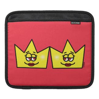 Lesbian Lesbian Queen Queen Crown Coroa Sleeve For iPads