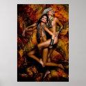 Lesbian Lovers print