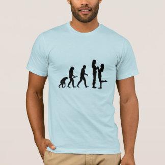 Lesbian Marriage Evolution T-Shirt