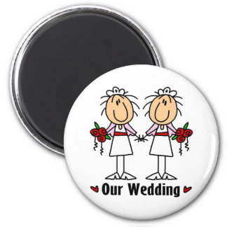Lesbian Marriage Magnet