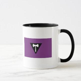 Lesbian Pride Flag Mug