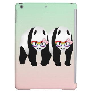 Lesbian Pride Pandas iPad Air Cases