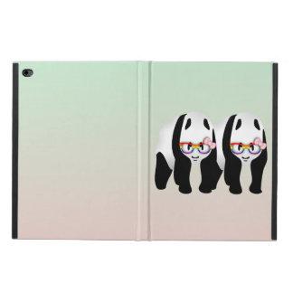 Lesbian Pride Pandas Powis iPad Air 2 Case