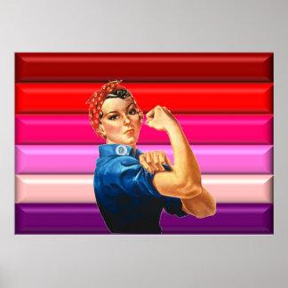 Lesbian Pride Poster