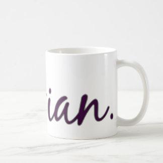lesbian Purple Coffee Mug